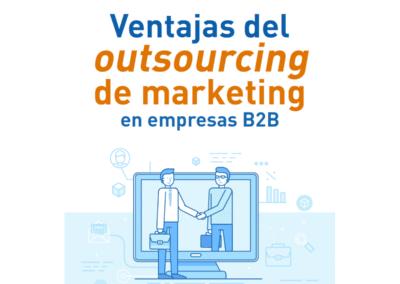 E-book ventajas del outsourcing de marketing en empresas B2B