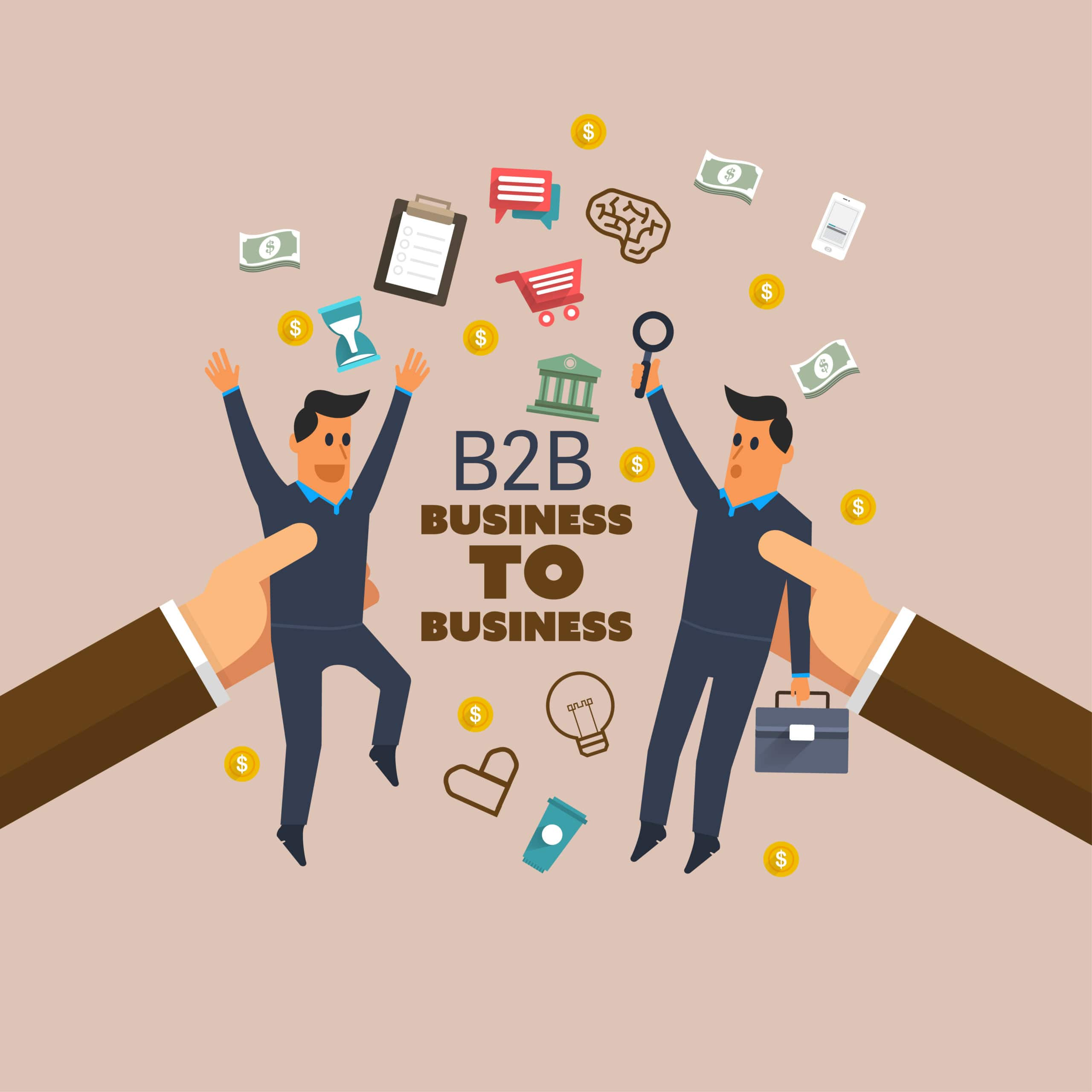 Blog B2B Business to Business
