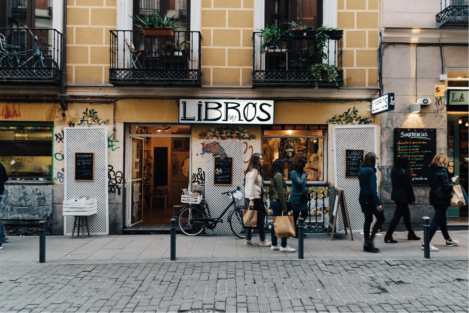 Tienda de Libros SEO Local