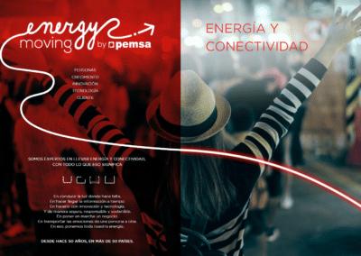 Pemsa Energy Moving. Estrategia de marca