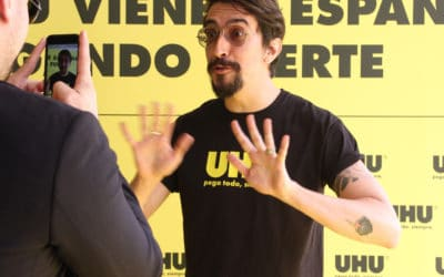 UHU viene pegando fuerte con Mask Comunicación