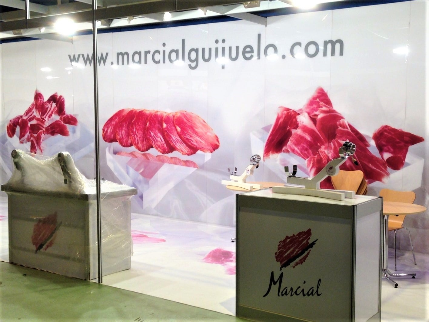 Stand Marcial Castro