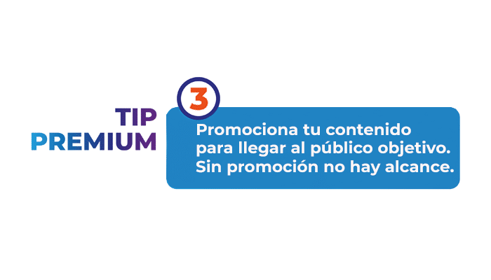 Tip 3 para llevar las redes sociales de una empresa b2b