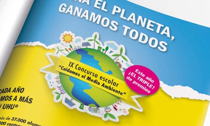 UHU IX Concurso Escolar de Medio Ambiente