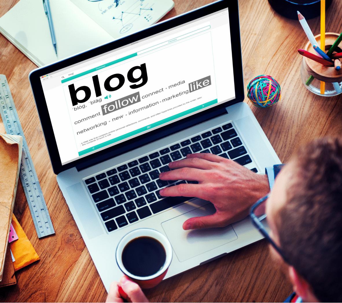 Por qué escribir un blog ayuda a tus ventas