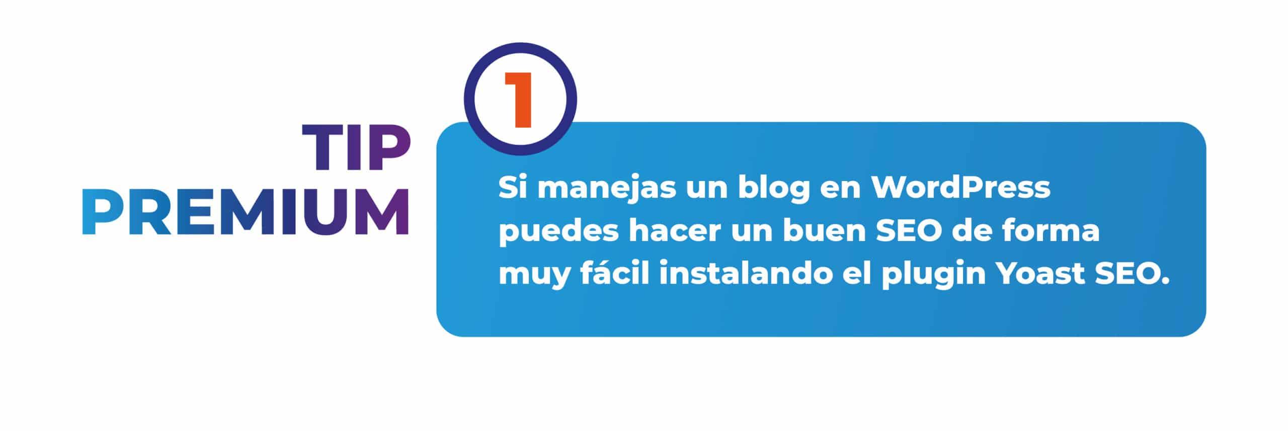 Tip 1 para escribir un blog