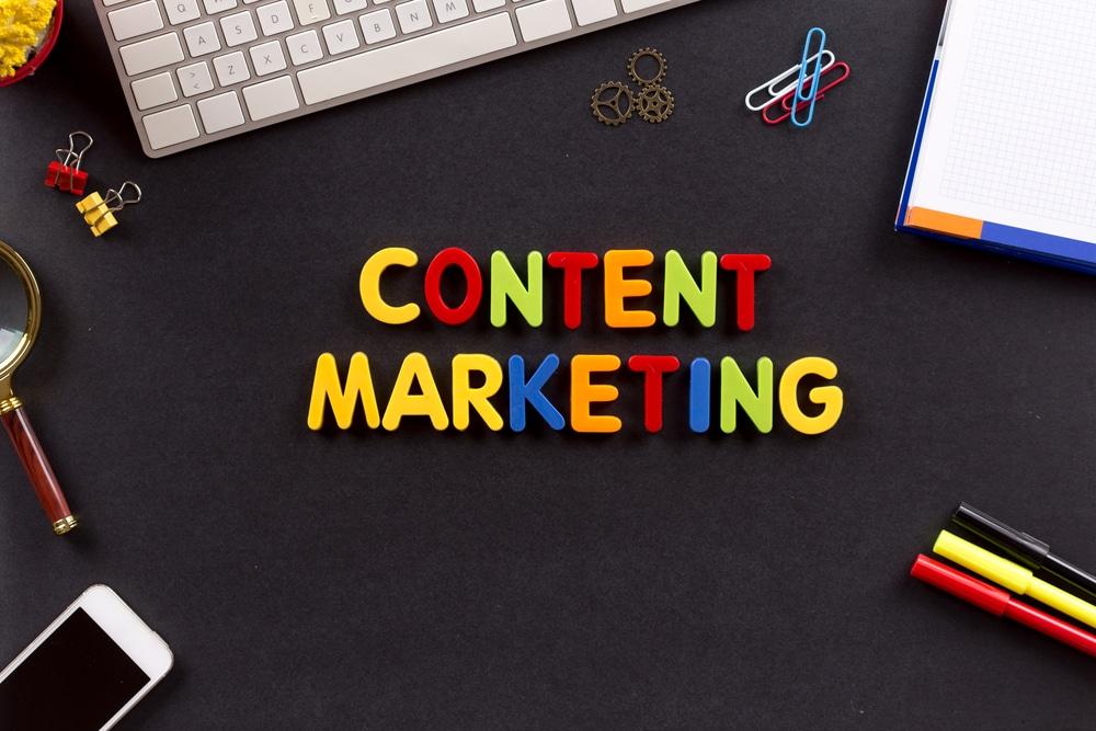 content marketing Mask