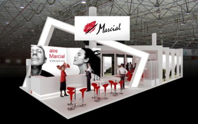 Marcial Guijuelo. Stand Alimentaria