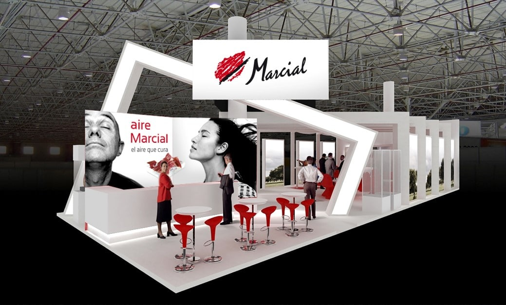 Stand Aire Marcial