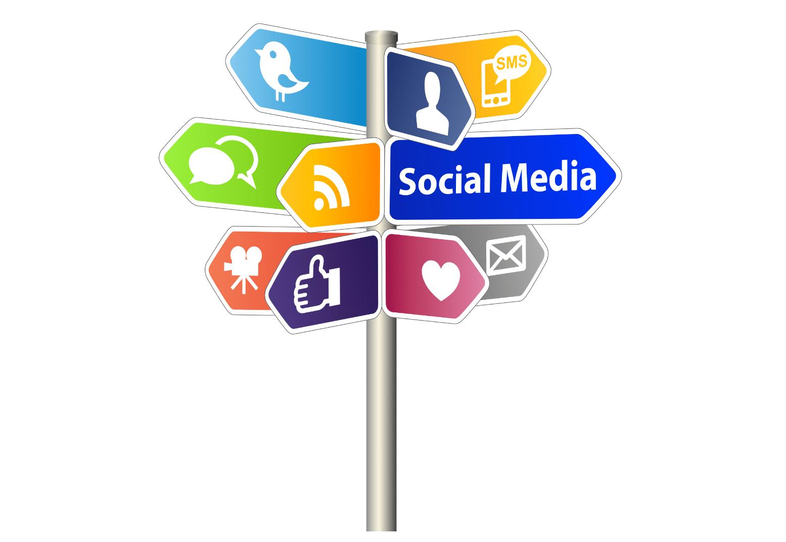 Canales de Social Media