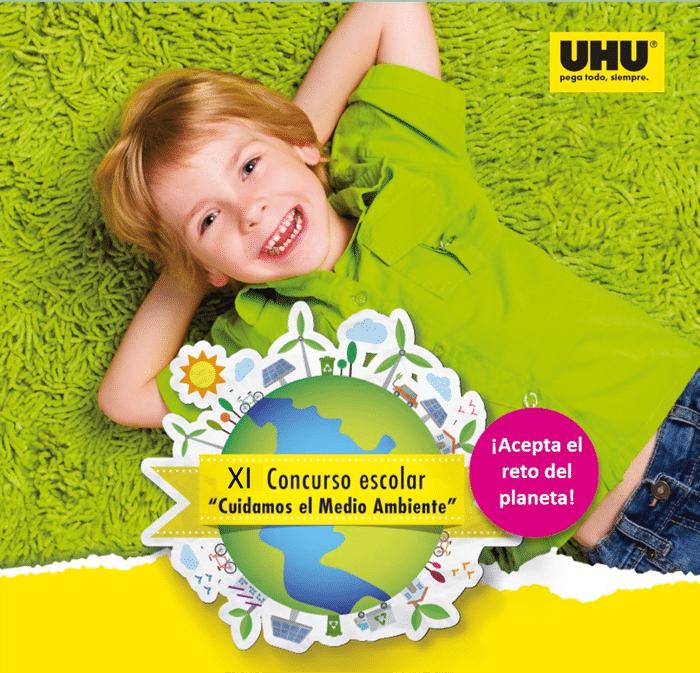 UHU® XI Concurso Escolar de Medio Ambiente 2021