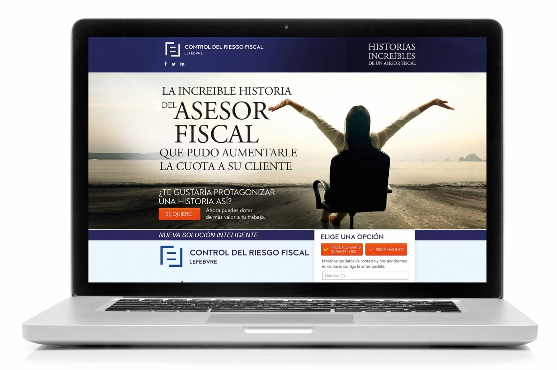 Lefebvre historias de un asesor fiscal_landing