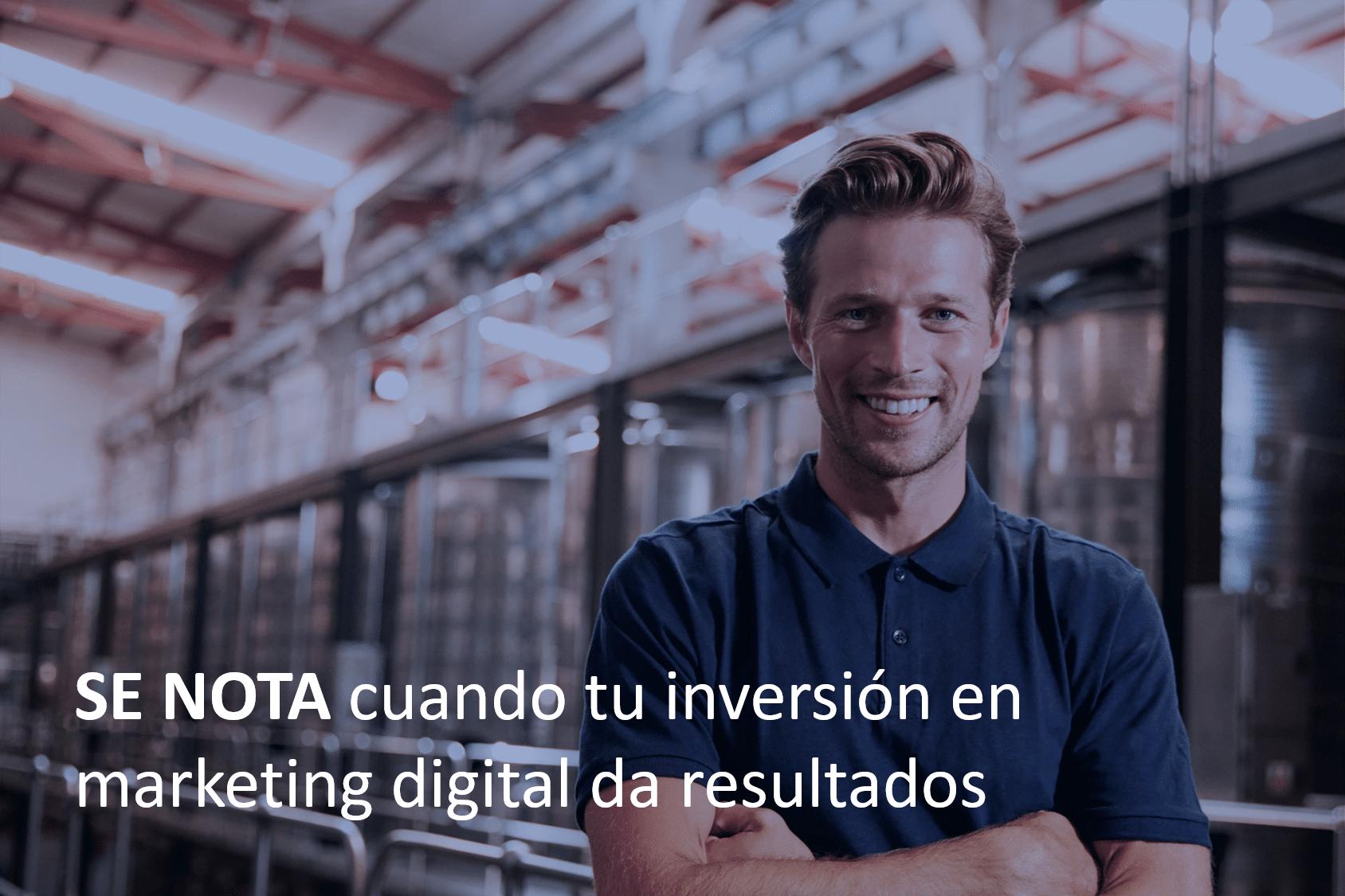 Marketing digital contacto
