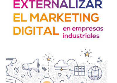E-book Outsourcing de Marketing Digital para empresas industriales