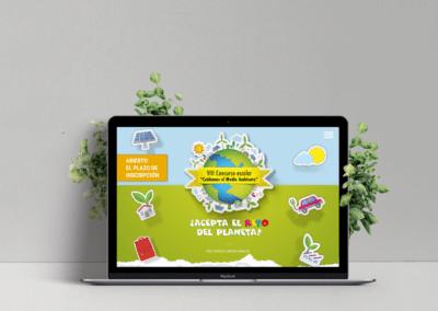 UHU® VIII Concurso Escolar de Medio Ambiente