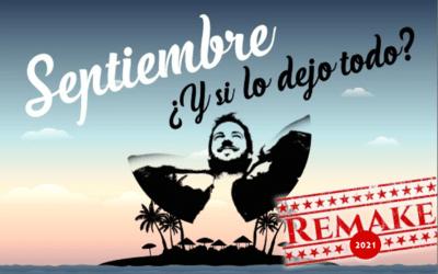 Este septiembre, #ySiLoDejoTodo